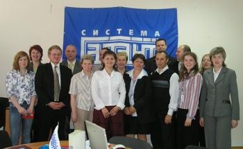 Семинар региональных партнеров по свердловской области