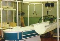 Кровать лечебно-ожоговая Сатурн-90