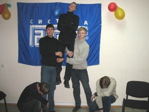 """Экскурсия по компании """"Гарант-Екатеринбург"""" для студентов из Плехановки"""