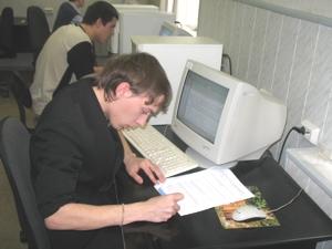 Межвузовская олимпиада в Юракадемии. 14 мая 2007 г.