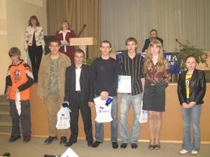 Межвузовская олимпиада в Юракадемии. 19 мая 2007 г. Победители и призеры