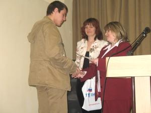 Межвузовская олимпиада в Юракадемии. 19 мая 2007 г. Награждение победителей и призеров